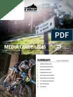 UCI MTB MediaGuide 2015