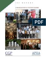Japan Travel Program for US Future Leaders 2009 Yearbook