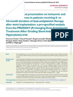 24-Month Duration of Dual-Antiplatelet Therapy