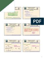 Topografía y Geodesía - Unidad Didactica 2