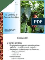 El Cafeto y El Cambio Climatico