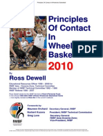 IWBF Edition - Final Release 1 - Principles of Contact Version 2010.36