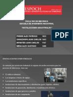 Diapositivas de Instalaciones