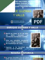 Enrique Guzman y Valle