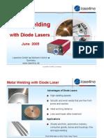 LaserLine 0506 Distributors Welding