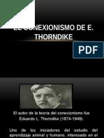 elconexionismodeethorndike-130314205027-phpapp02