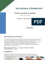 Curso de Lectura y Redacción
