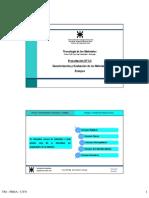 Presentación TM FRBA UTN - UT 3.2 - Caracterización y Evaluación - Ensayos v.2015.1