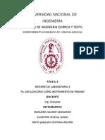 223525050 Informe 2 Osciloscopio Como Instrumento de Medida