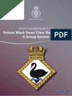 Future 'Black Swan' Class Sloop-of-War (pub. 2012)