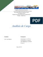 Análisis de Cargo