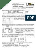 QB70D - Lista Eletroquimica