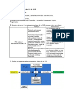 Actividad Unidad Uno_PLC