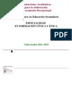 Documento Recepcional . Mtro. Gustavo Gómez