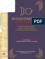 BioGeometry Capetown 2014