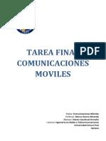 Comunicaciones Moviles
