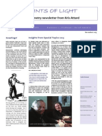 Biogeometry Newsletter 7 Nov 2013