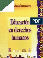 Educacion en derechos humanos