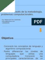 Presentacion de algoritmos