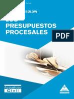 Von Bülow, Oskar. Los presupuestos procesales.pdf