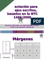 NTC 1486 de 2008