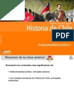 Clase 2 Institucionalidad Política I
