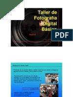 Taller de Fotografia Digital Basico