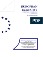 The Effect of Fuel Price Changes on the Transport Sector and Its Emissions_Simulation With TREMOVE
