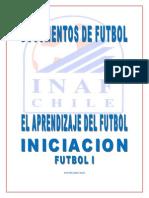 Aprendizaje Del Fútbol en La Iniciación