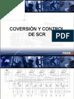 Coversión y Control de Scr