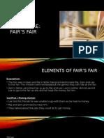 Literature Fair's Fair