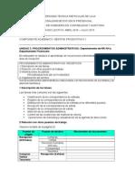 P.administrativos Recepción