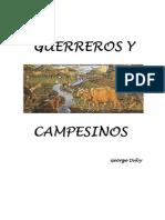 261636608 Guerreros y Campesinos DUBY G Resumen