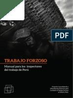 OIT - Manual de Trabajo Forzoso para los Inspectores del Trabajo de Perú - 2014