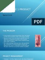 task force 1 product design
