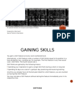 Skill Trees DnD 5e