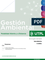 Biologia General Documento de Estudio
