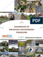 Handbook of Drainage Engineering Problems