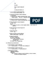 Calculos Para Perforadora Principios de Percución, Rotación, RPM y Caudal