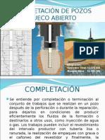 Completación de Pozo Hueco Abierto (1)