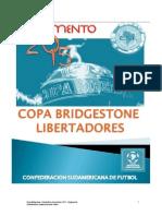 Reglamento Copa Bridgestone Libertadores 2015