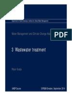 WaMa 3 Wastewater Treatment