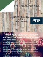 Sejarah Indonesia X-IPS 1