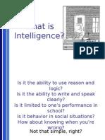 WhatisIntelligence