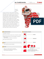 lion-dance diy