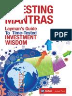 INVESTMENT MANTRAS.pdf