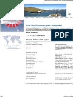 Global Logistics Express Services United Kingdom