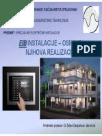 Eib Instalacije-osnove i Primena