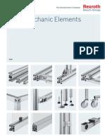 Alluminum profiles