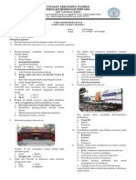 Soal Ips Kelas Vii Sem 2 (k13)